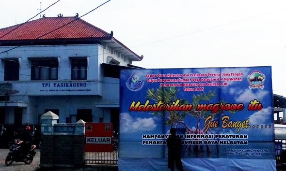 Kampanye Aturan, Kejati Datangi Nelayan Rembang