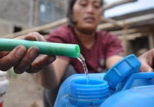 Kekeringan Terus Meluas, Dua Kecamatan Masih Bebas