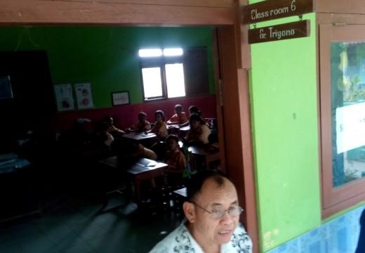 SD Ngadem Kekurangan Guru Negeri
