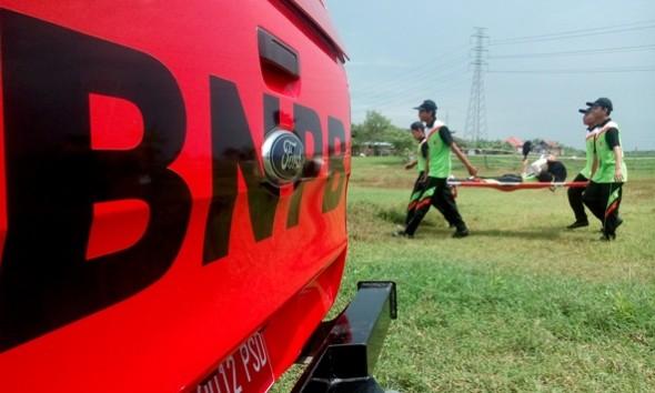 BPBD Rembang Butuh Alat Berat Penanganan Bencana