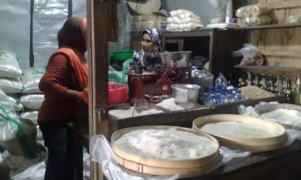 Harga Gula Kian Melambung di Rembang