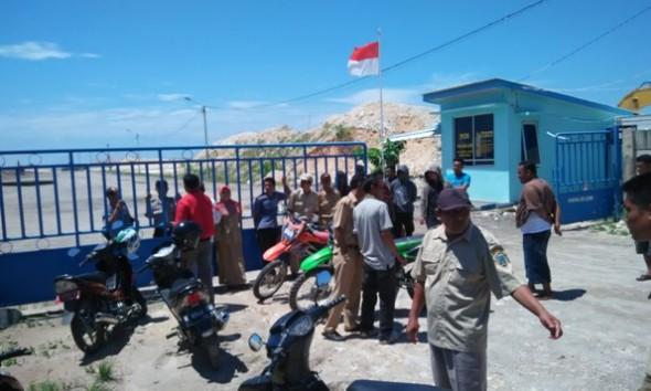Kades dan Perangkat Desa Sendangmulyo Gelar Klarifikasi