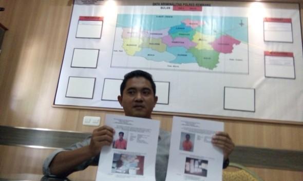 Sepekan Operasi Pekat di Rembang, 10 Pejudi Ditangkap