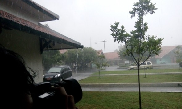 Rembang Hadapi Kemarau Basah, Waspada Hujan di atas Normal