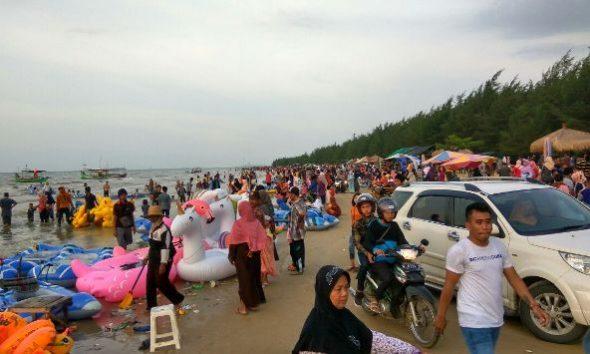 Disbudpar Komentari Kekurangan Objek Wisata Pantai Karangjahe