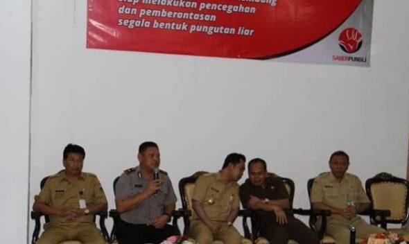 Tim Saber Pungli Rembang Diminta Manfaatkan Medsos