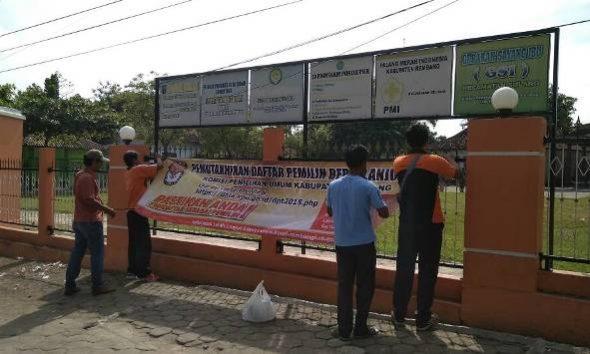 Songsong Pilgub, KPU mulai Sikapi Pemilih Bermasalah