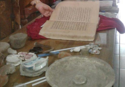 BPCB Jateng mulai Identifikasi Benda-benda Kuno Temuan di Masjid Lasem