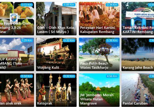 "Pamerkan Objek Wisata, Pemkab Rembang Buat ""Enjoy Rembang"""