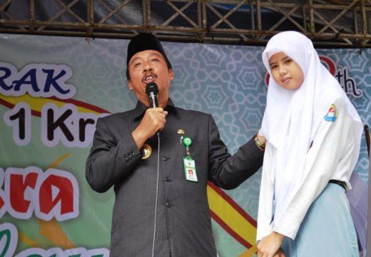 SMA di Kragan Kampanye Membaca Al-Quran