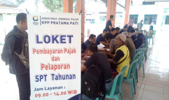 Wajib Pajak Penghasilan di Rembang Masih Minim