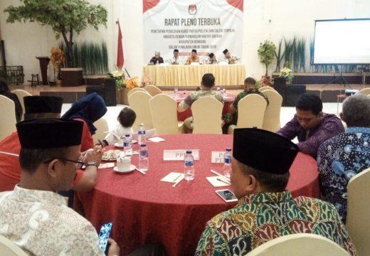 KPU Rembang Akhirnya Tetapkan Caleg DPRD Terpilih