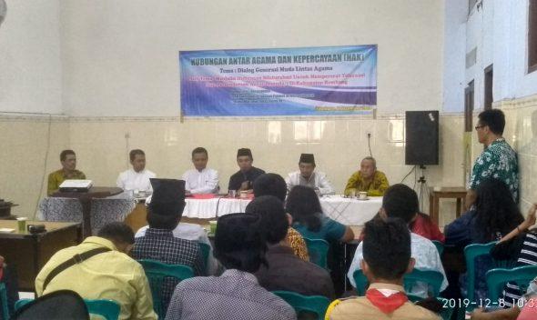 "Adakan ""HAK"" Untuk Rangsang Toleransi Antar Masyarakat di Rembang"