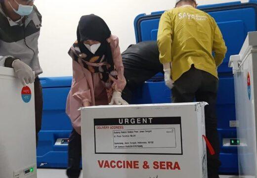 Vaksin Untuk Masyarakat Sama dengan Vaksin Untuk Bupati dan Pejabat Lainnya