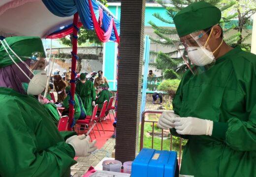35 Vaksinator Covid-19 di Rembang Siap Layani Vaksinasi