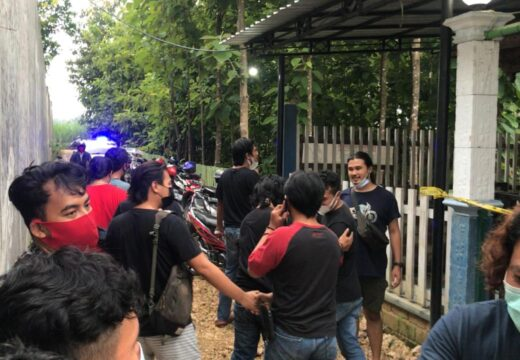Polisi Masih Dalami Tersangka Kasus Turusgede