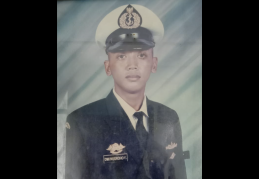 Serda Dwi Terakhir Bertemu Keluarganya di Rembang pada Juli Lalu