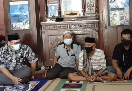 Keluarga Dua Prajurit Awak Nanggala Asal Rembang Dikunjungi Wabub Hanies