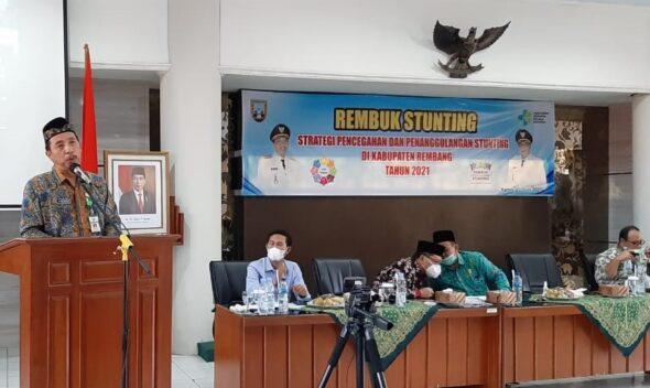 """Angka """"Balita Pendek"""" di Rembang Meningkat"""