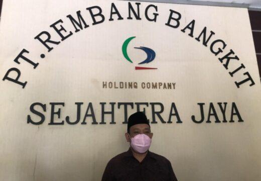 Jalaludin Resmi Diangkat Jadi Direktur Utama PT.  RBSJ, Perusahaan Pelat Merah Milik Pemkab Rembang