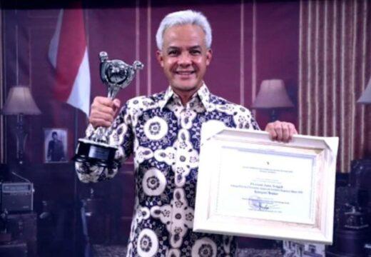 Pemprov Jateng Kembali Sabet Anugerah Parahita Ekapraya
