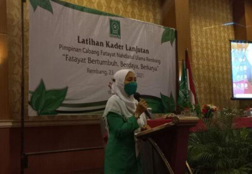 Fatayat Rembang Cetak Kader Siap Mengabdi untuk Masyarakat